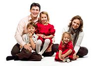 Гармоничные взаимоотношения в семье