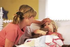 Организовываем досуг ребенка во время болезни