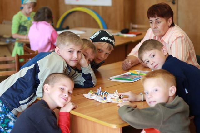 Лагерь для юных изобретателей