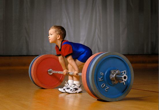 Физическое развитие ребёнка
