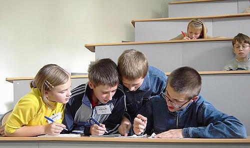 Возрастная периодизация в педагогике
