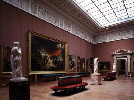 Как воспитать в детях интерес к музеям
