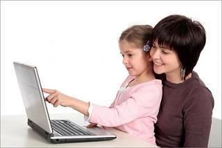 Как защитить ребенка от интернета