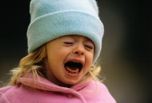 Как избежать детской истерики