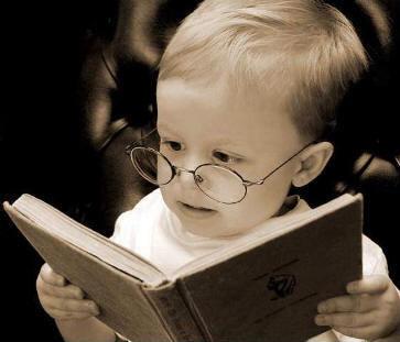 Чтение с маленькими детьми
