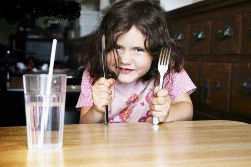 Берем ребенка в ресторан