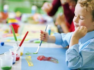 Ребёнок и рисование