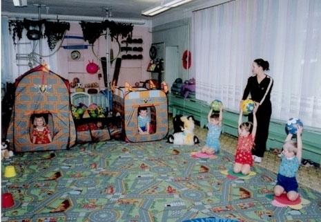 Программа воспитания дошкольников.