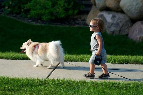 Отпускаем ребенка погулять самого