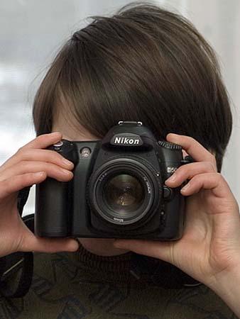 Как правильно сфотографировать ребенка