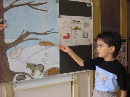 Программа по развитию речи в детском саду.