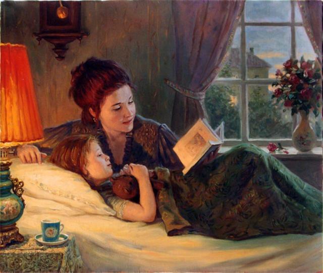 Стиховоренья перед сном, как способ развития памяти. Часть1.