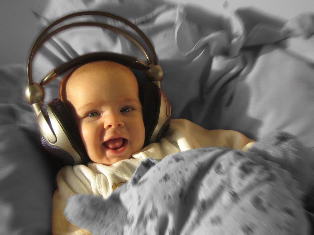 Ребенок и музыка