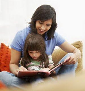 Пытаемся привить ребенку любовь к чтению
