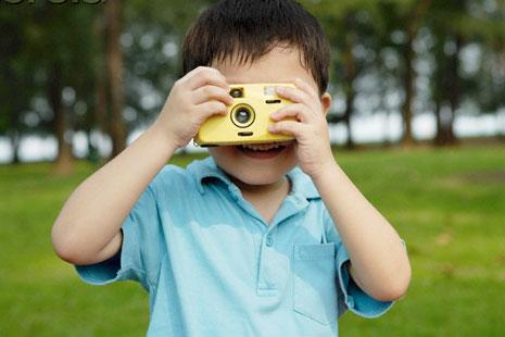 Выбираем фотоаппарат ребенку