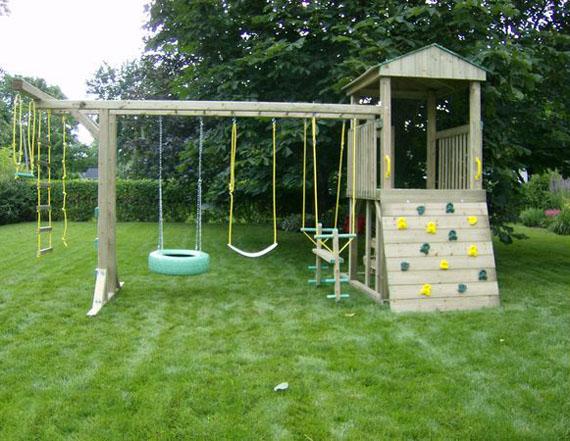 Как правильно организовать отдых ребенка во дворе и на даче