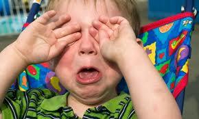 Что делать если ребенок часто плачет