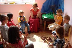 Вальдорфская педагогика в детском саду