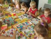Лепка в детском саду