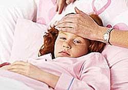 Если ваш ребенок начал болеть