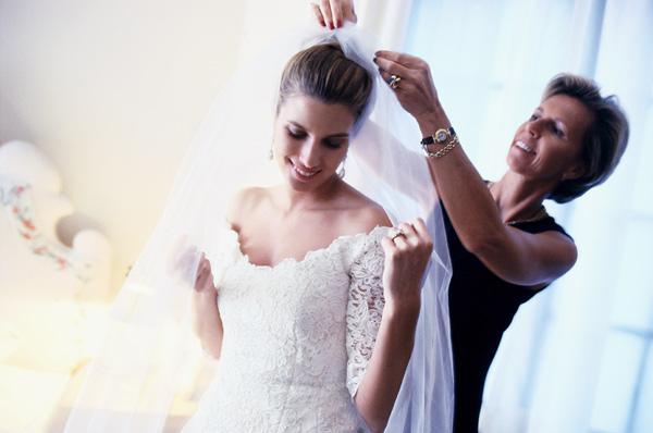 Что нужно делать маме перед свадьбой дочери?