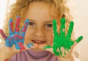 Любимый цвет ребенка расскажет про его характер