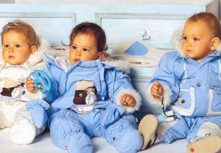 Где купить одежду для малыша?