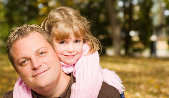 Какую роль отыгрывает отец в воспитании дочери?