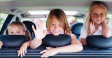 Проблемы с ребенком при путешествии на автомобиле
