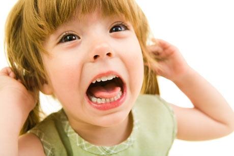 Детские капризы и как с ними бороться