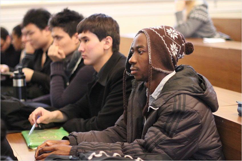 Привлекательность образования в России для иностранных студентов