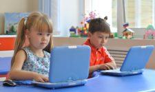 Компьютеры в детском саду