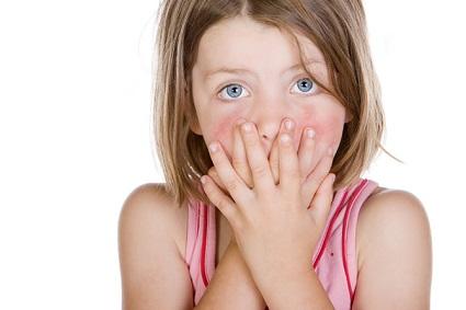 детские страхи, ребенок боится