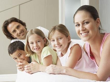 многодетная семья, трое детей, три ребенка, несколько детей
