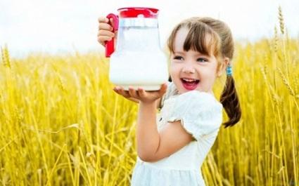 Пищевая культура ребенка