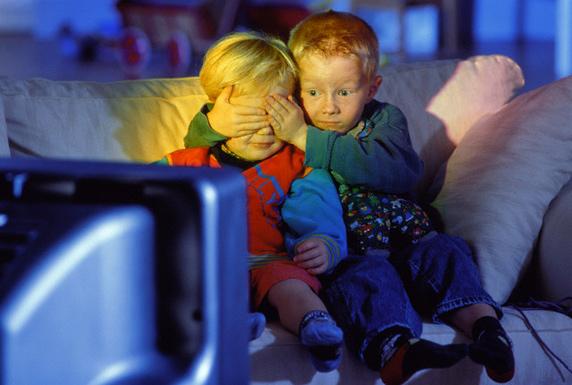 Влияние фильмов ужасов на детскую психику