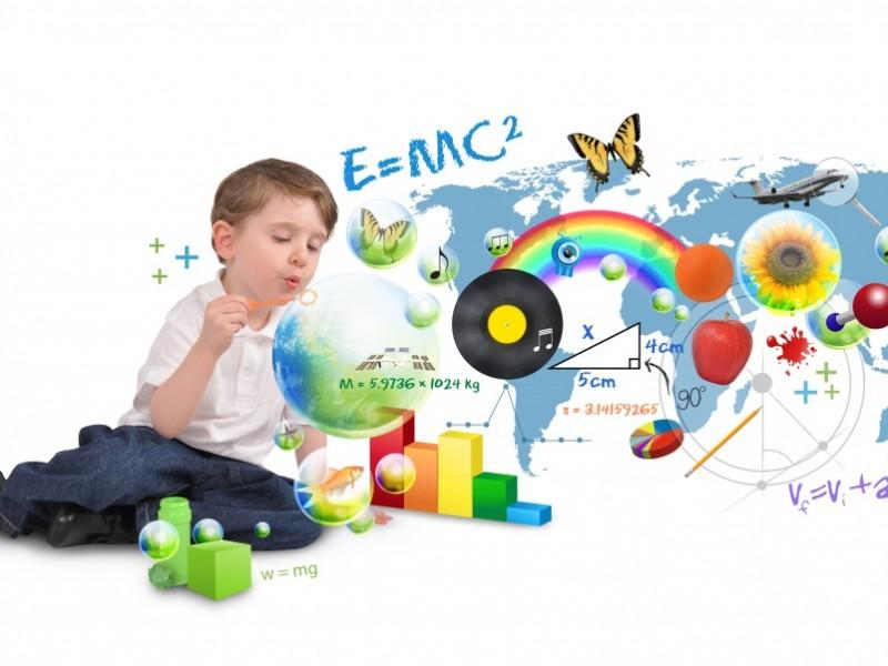 Как развивать интеллект ребёнка