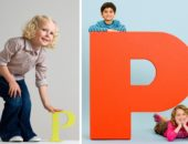Дети и буквы Р
