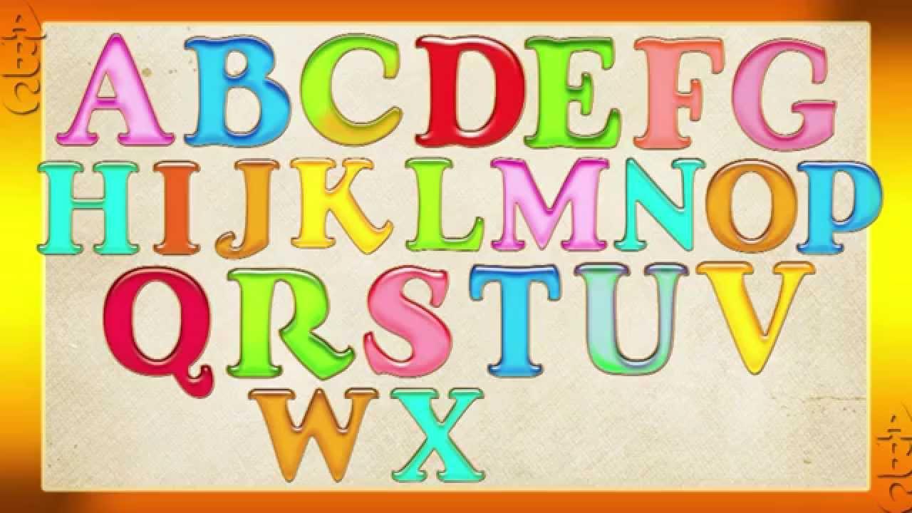 Как играючи выучить английский алфавит с ребёнком?