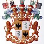 Герб семейства Сфорца