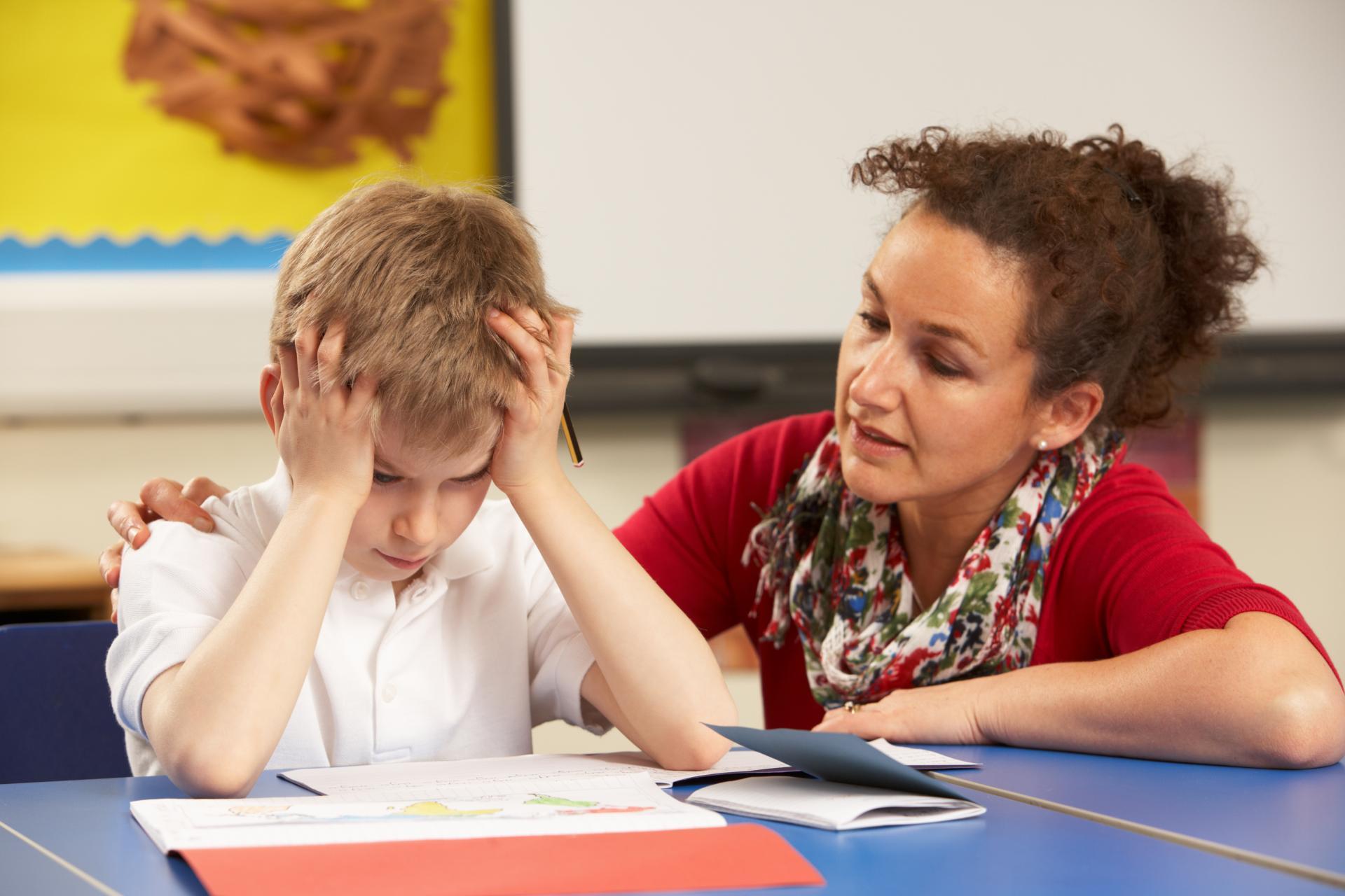 Как определить уровень школьной тревожности с помощью методики Филлипса