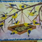 12. «Кормушка для птиц»