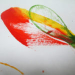 Цветовые разводы