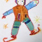 Детский комбинезон (вариант 2)