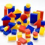 Классический набор блоков Дьенеша