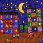 Ночной город не спит