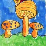 1. «Летние грибочки»