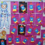 Ракета для космонавта