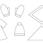 Шаблоны одежды и аксессуаров