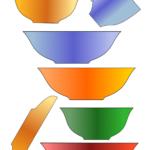 Шаблоны посуды